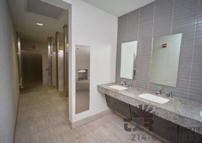restrooms at 1250 W Mockingbird Ln