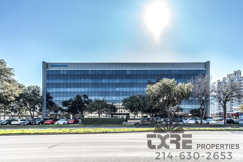Comerica Bank Building Dallas TX